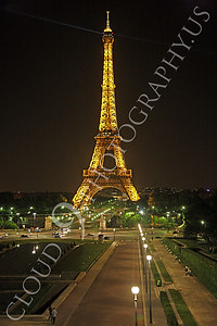 Eiffell Tower 00049 Eiffell Tower in Paris, France by Peter J Mancus