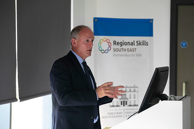 20/06/2019. Engineered for success. Industry leaders launch cluster to promote engineering in South East.  Engineering the South East was launched in Wexford this morning with a mission to see companies working together to address skills needs, promote careers in engineering and advance the engineering capabilities of the region. Pictured is Michael Carbery of Keenan's. Picture: Patrick Browne