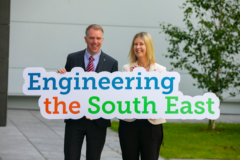 20/06/2019. Engineered for success. Industry leaders launch cluster to promote engineering in South East.<br /> <br /> Engineering the South East was launched in Wexford this morning with a mission to see companies working together to address skills needs, promote careers in engineering and advance the engineering capabilities of the region. Picture: Patrick Browne