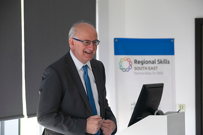 20/06/2019. Engineered for success. Industry leaders launch cluster to promote engineering in South East.  Engineering the South East was launched in Wexford this morning with a mission to see companies working together to address skills needs, promote careers in engineering and advance the engineering capabilities of the region. Pictured is Tom Kelly of Enterprise Ireland. Picture: Patrick Browne