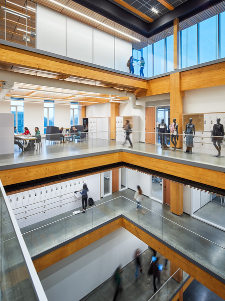 KPU Wilson School of Design / KPMB & Public Architects