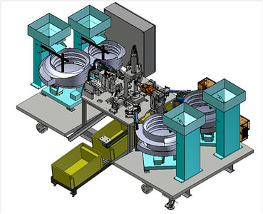 Parts Packaging Cell