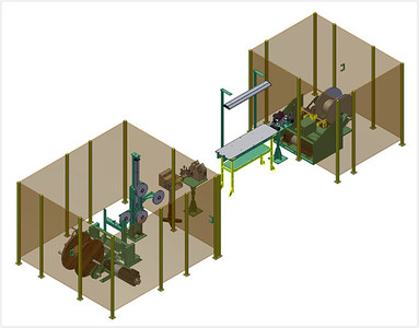 Wire Processing Line