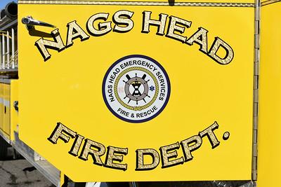 Nags Head, North Carolina - 1980 Seagrave