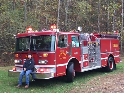 Waynesboro, VA - 1986 Duplex/Grumman Fire Cat