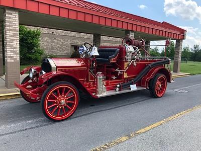 Newville, Pennsylvania - 1916 American LaFrance