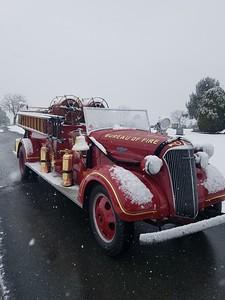 Bureau of Fire - 1937 Chevrolet/Buffalo