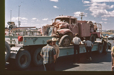 Tender vs Retardant - 1972