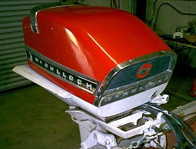 McCulloch - Marine Outboard