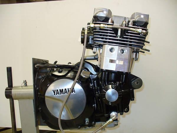 A FJ1300 with converted water cooling.