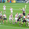 Rugby - London Harlequins vs Sale Sharks... Go Quins!