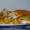 Fish & Chips at the local fast food F&C place in Newmarket