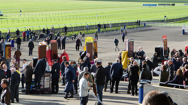 Independent bookmakers at Newmarket