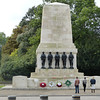 WWI soldiers monument