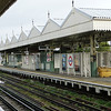 Our train station in Putney, London