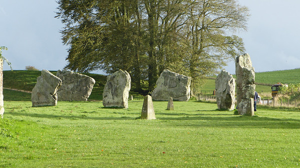Avebury Rock Circle - circa 2800 BC (estimated)