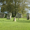 Avebury Rock Circle - circa 2800 BC (estimated)