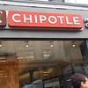Chipotle on Charring Cross Road, London