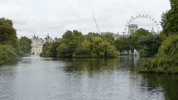 Thames River from Hyde Park