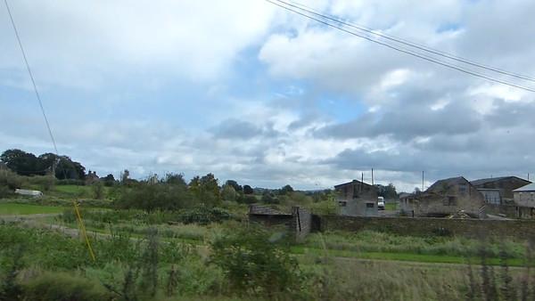 Countryside between Stonehenge & Avebury