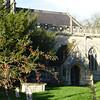 Avebury historical church