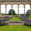 conservatory looking west