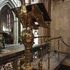 Eagle in Cathedral