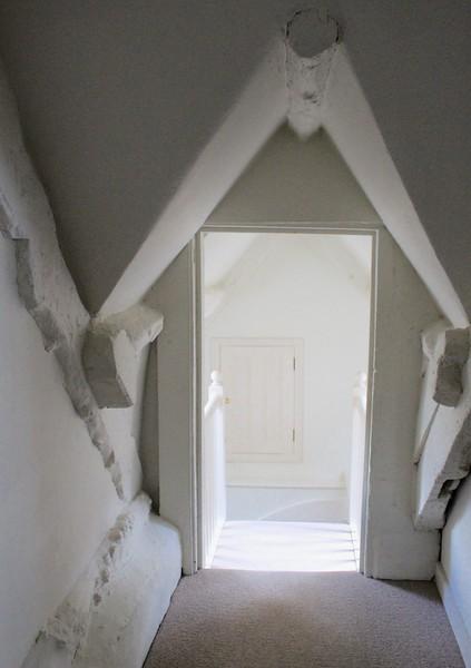 short stairwell