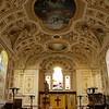 interior of Witley parish church