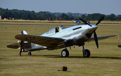 Curtiss-Wright P.40C