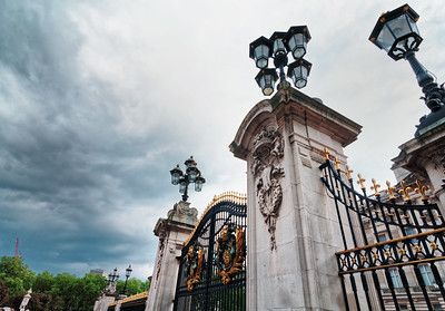 Opulent Gates, London, England