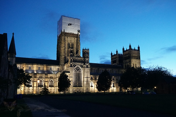 Durham Cathedral - Illuminated