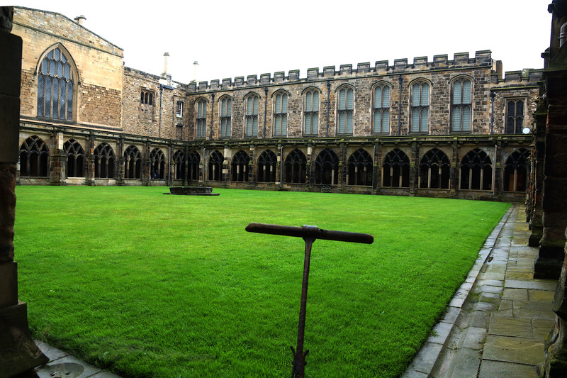 Durham Cathedral - Cloisters