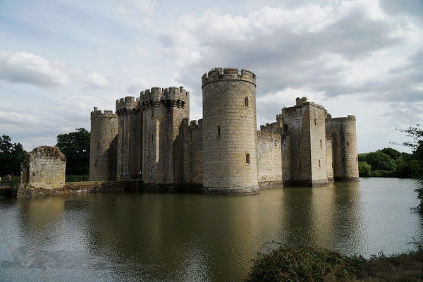Bodiam Castle - East Sussex