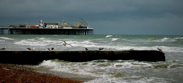 Brighton Palace Pier in 2005
