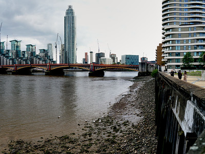Vauxhall Bridge, London