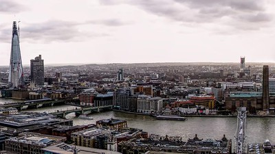 Video - London Panorama from St Paul's Cathedral