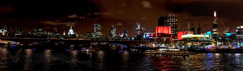 River Thames - Night