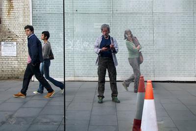 Sutton Walk - Ghost in the Mirror