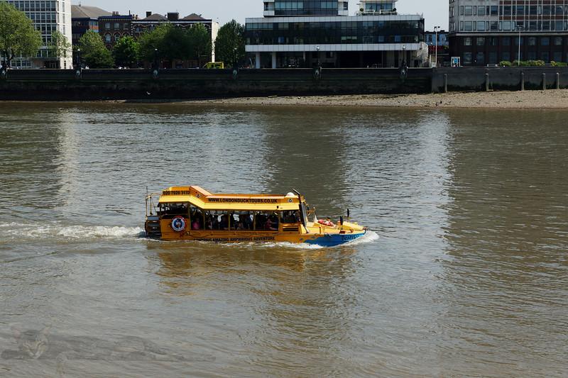 Duck Tours - Amphibious Vehicle