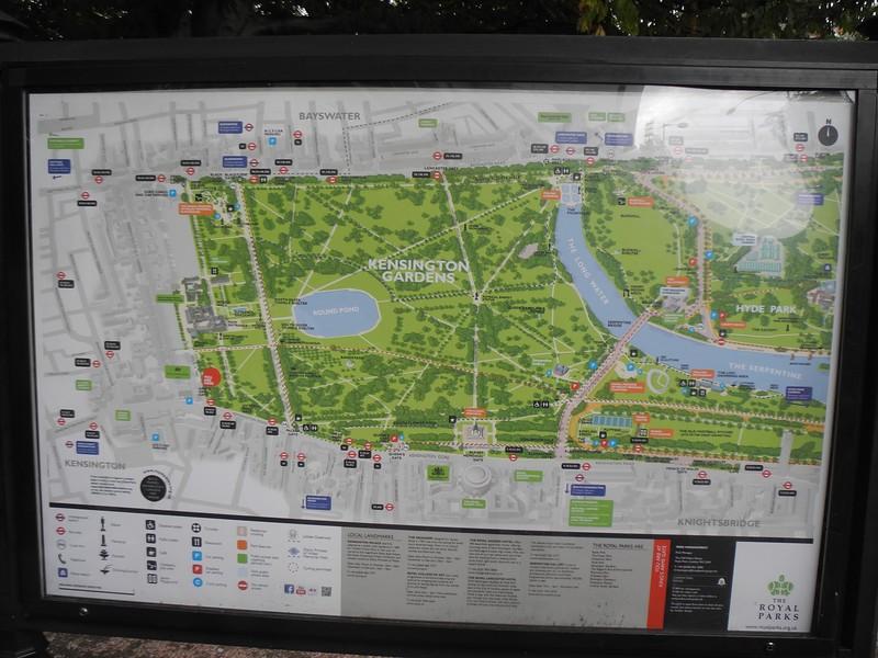Kensington Garden site.