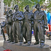 soldiers, in whitehall