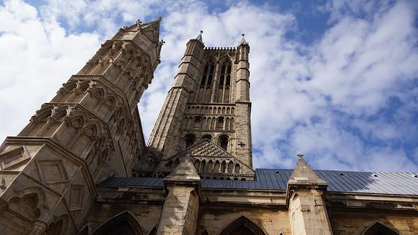 England Pilgrimage 2015