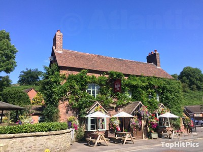 The Ragleth Inn Pub in Little Stretton, Shropshire