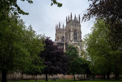Yorkminster, York, England