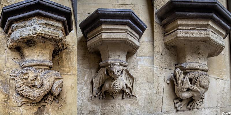 Westminster Abbey gargoyles