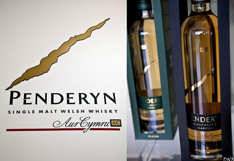 Penderyn Distillery, Wales