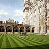 Westminster Abbey Cloister