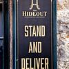 The Hideout bar, Bath