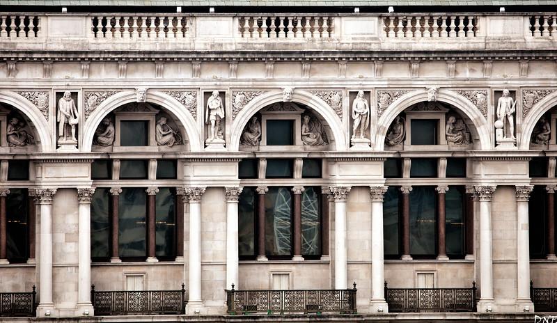 Building detail, 60 Victoria Embankment